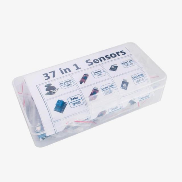 37 in 1 37 in 1 box37 arduino sensor kit